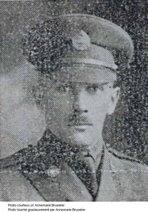 Photo of Frederick Perraton