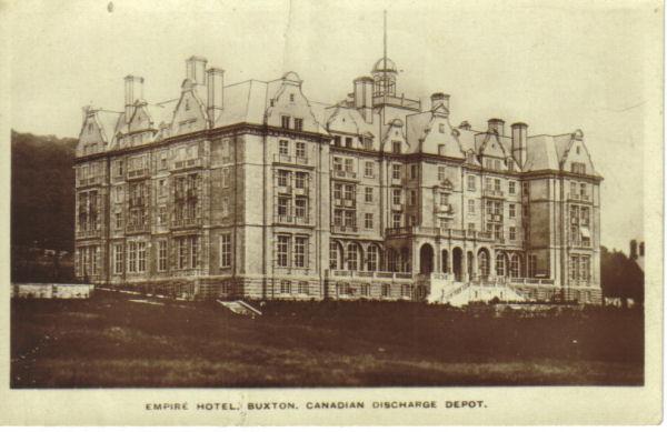 Empire Hotel Buxton