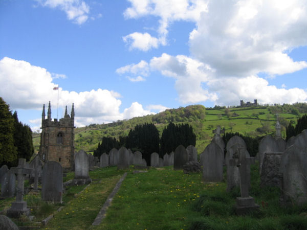 Matlock (St. Giles) Churchyard