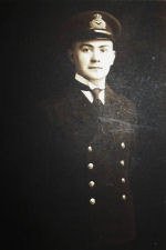 Photo of Jean Joseph Lavigne– Photo courtesy of his nephew Gerald Francis Madigan of Los Angeles, and Kevin M. Keough.