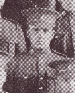 Photo of Clarence George Braden