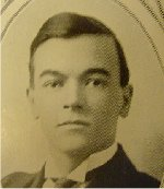 Photo of Morley Hobbs– University of Manitoba Roll of Honour 1914-1918.  Winnipeg, 1923. Roll of the Fallen (pg. 20) - HOBBS, Morley William George:  Dipl. Pharm. 1917; Enlisted 1-6-18; Pte. 1st Depot Battn.; Service in England; Died 20-8-18.