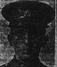 Photo of WILLIAM ANDREWS– Daily Sentinel-Review. May 1, 1917. Page 1.Contributed by E.Edwards www.18thbattalioncef.wordpress.com