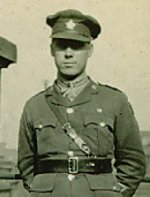 Photo of Daniel Livingston– Lt. Daniel Archibald Livingston, 25th Battalion, KiA April 1918