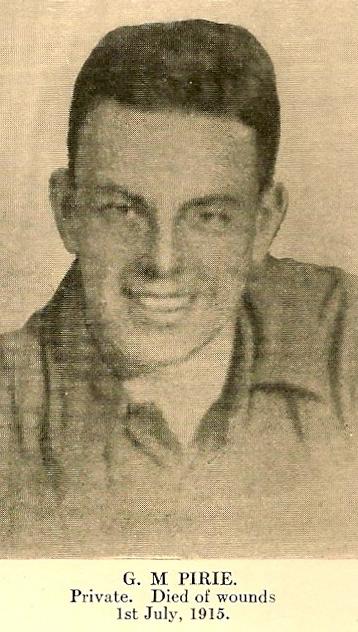 Photo of Goldwin McCausland Pirie