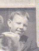 Photo of Goldwin Pirie– Goldwin Pirie at around 12 years.  Photo taken in Dundas, Ontario.