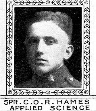 Photo of Clifford Hames