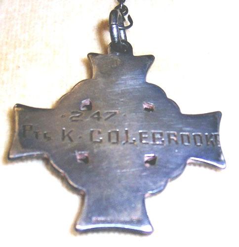 Memorial Cross Medal