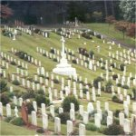 Shorncliffe Military Cemetery– Photo courtesy of Craig B.Cameron