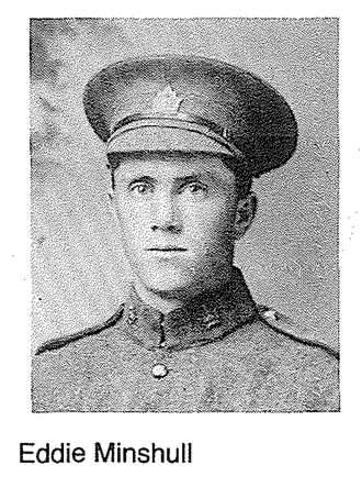 Photo of EDWARD THOMAS MINSHULL– Submitted for the project, Operation Picture Me
