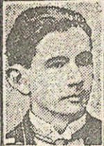 Newspaper Clipping– This article and photo of Charles Victor Christian Scott appeared in the Toronto Evening Telegram on December 7th, 1916.  Pte. Scott enlisted in Regina, Saskatchewan, on September 7th, 1915.  In honoured memory.