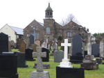 Cemetery– This is a view of St Anne's Churchyard, Woodplumpton, Lancashire where James Russell Cookson is buried.