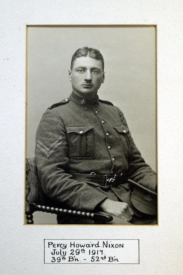 Photo of Percy Nixon