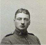 """Photo of Percy Nixon– Book of Remembrance (A record of the men of Port Hope who  participated in the Great War of 1914-1918)"""" by James A. Elliott, Chairman  of Committee, Port Hope, Jan 1, 1919 (Transcribed by Peter Bolton 2001)"""
