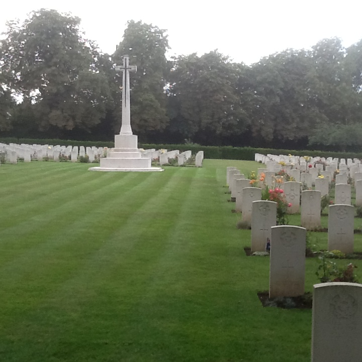 Cemetery– Oxford (Botley) Cemetery, United Kingdom