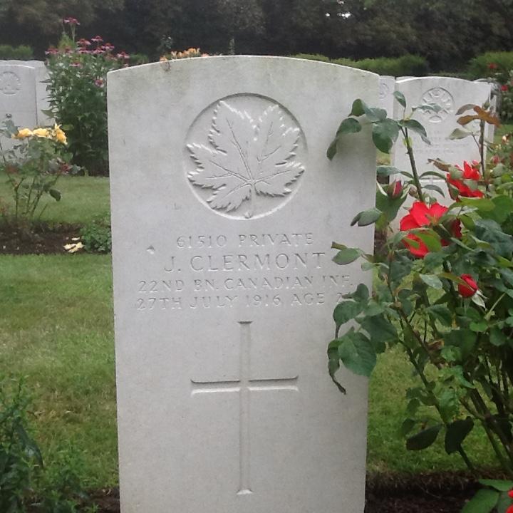 Grave Marker– Oxford (Botley) Cemetery, United Kingdom