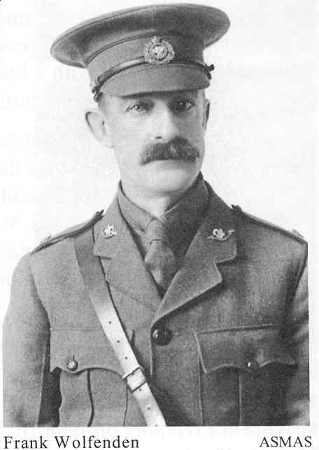 Photo of Francis Cooley Wolfenden