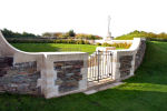 Zivy Crater Cemetery– The Zivy Crater Cemetery, near Thelus, Pas de Calais, France