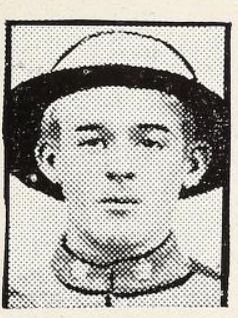 Photo of LAURENZO NARBONNE– Photo from the National Memorial Album of Canadian Heroes c.1919. Submitted for the project, Operation: Picture Me.