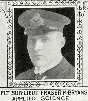 Photo of Fraser Bryans