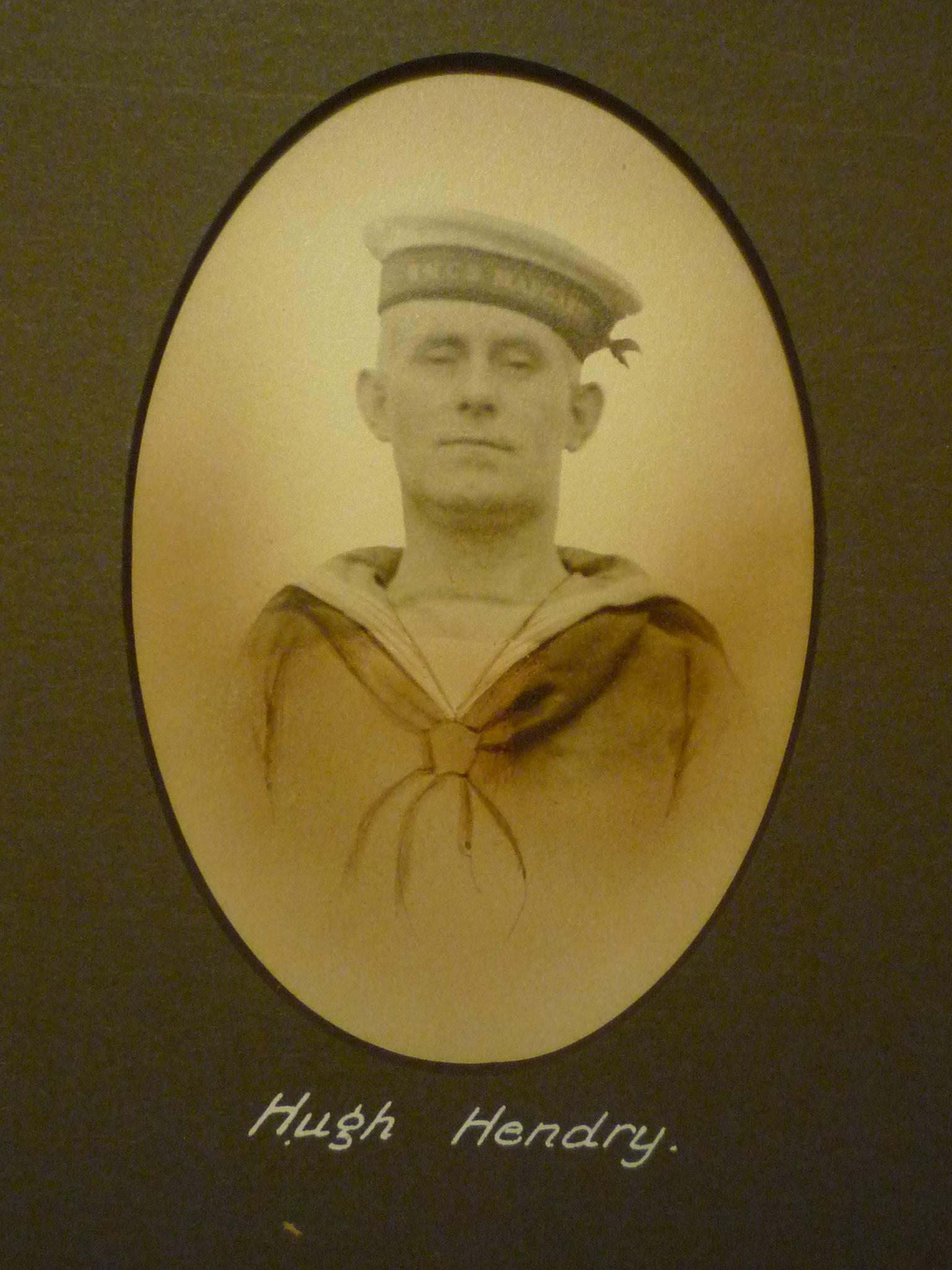 Photo of Hugh Hendry
