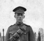 Photo of Leo Joseph Rooney– Leo J. Rooney at Camp Petawawa 1916
