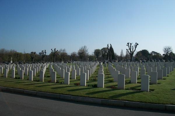 Cemetery– Ste Marie Cemetery - April 2017 ... photo courtesy of Marg Liessens