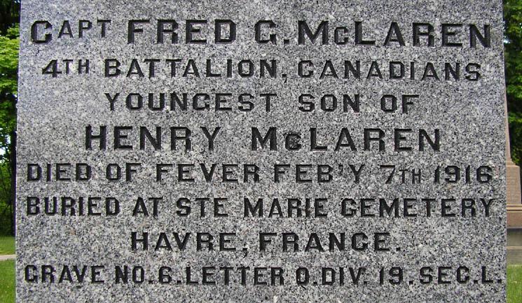 Memorial– Inscription