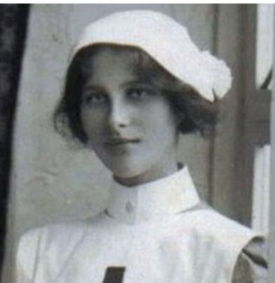Newspaper clipping– Margaret Fortescue was finally commemorated 100 years after her death on a WW1 memorial that previously only honoured the male victims that died with her during the attack on the Canadian Medical ship, the HMHS Llandovery Castle.