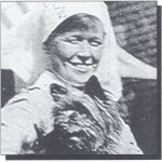 Photo of Rena Maclean– Rena is remembered in the Prince Edward Island Command's, Royal Canadian Legion Wartime Service Booklet.