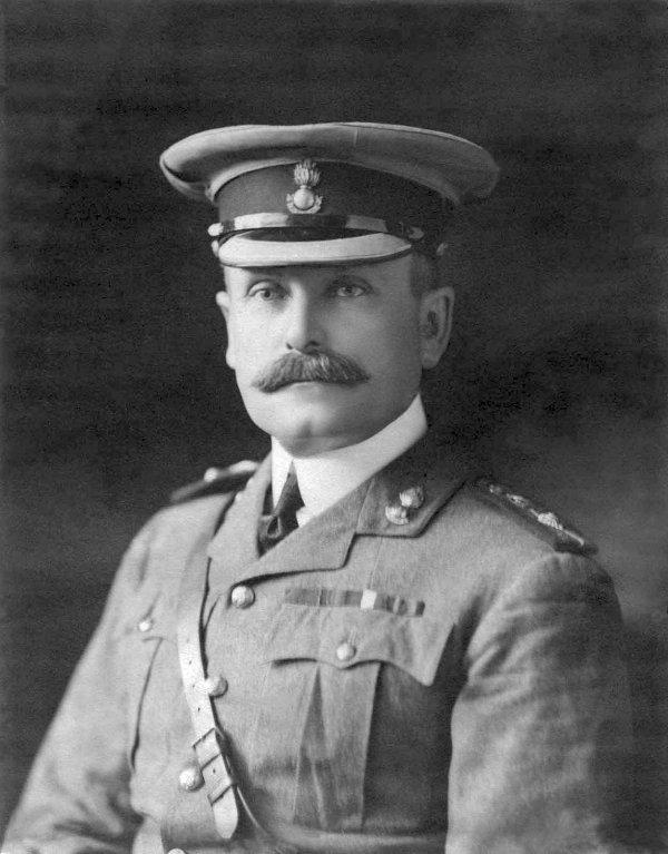 Photo of H.S. Greenwood