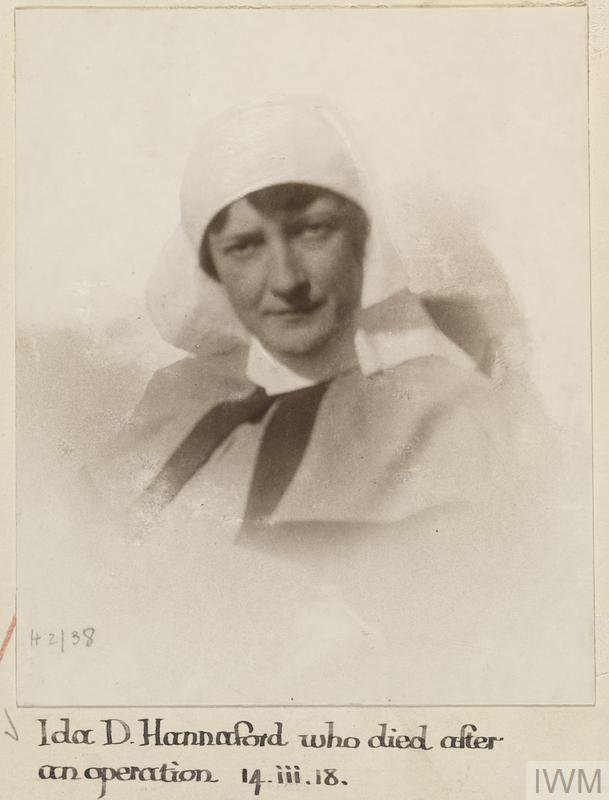 Photo of Ida Hannaford
