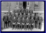 Class Photo– Midshipman Arthur Wiltshire Silver (RCNC 1911-14) was the son of Harold St. Clair Silver and Agnes Bee Silver. He was a graduate from the Royal Naval College of Canada (1st graduating class). The Royal Navy College of Canada was set up in 1911 shortly after the Canadian Navy itself was established in 1910. He was killed on November 1, 1914 while surving in HMS Good Hope at the Battle of Coronel (South Pacific off the coast of Chile).  He died at 20 years of age. His name is listed on the Halifax Memorial. Photograph and details by volunteer/s: Marian Bushby. Also see Bryan Elson`s `First to Die: The First Canadian Navy Casualties in the First World War` 2011