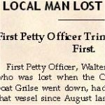 Newspaper Clipping– Article