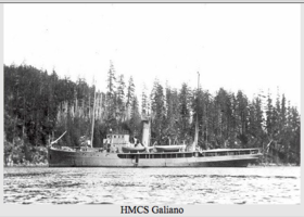 H.M.C.S. Galiano– Submitted for the project, Operation Picture Me