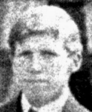 Photo of Arthur Gibbard