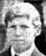 Photo of Arthur Gibbard– Photo taken in Mission, British Columbia in 1912.