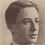 """Photo of Herbert Archibald Paddon– From the """"McGill Honour Roll, 1914-1918"""".  McGill University, Montreal, Quebec, 1926."""