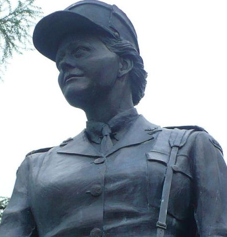 Memorial– On May 5, 2001, the Lieutenant-Governor of Ontario, Her Honour Mrs. Hillary Weston unveiled the Canadian Women's Army Corps Memorial Monument in Kitchenor Waterloo. This memorial honours the women who served in the C.W.A.C. between 1941 and 1946. It also lists those who died while on service.
