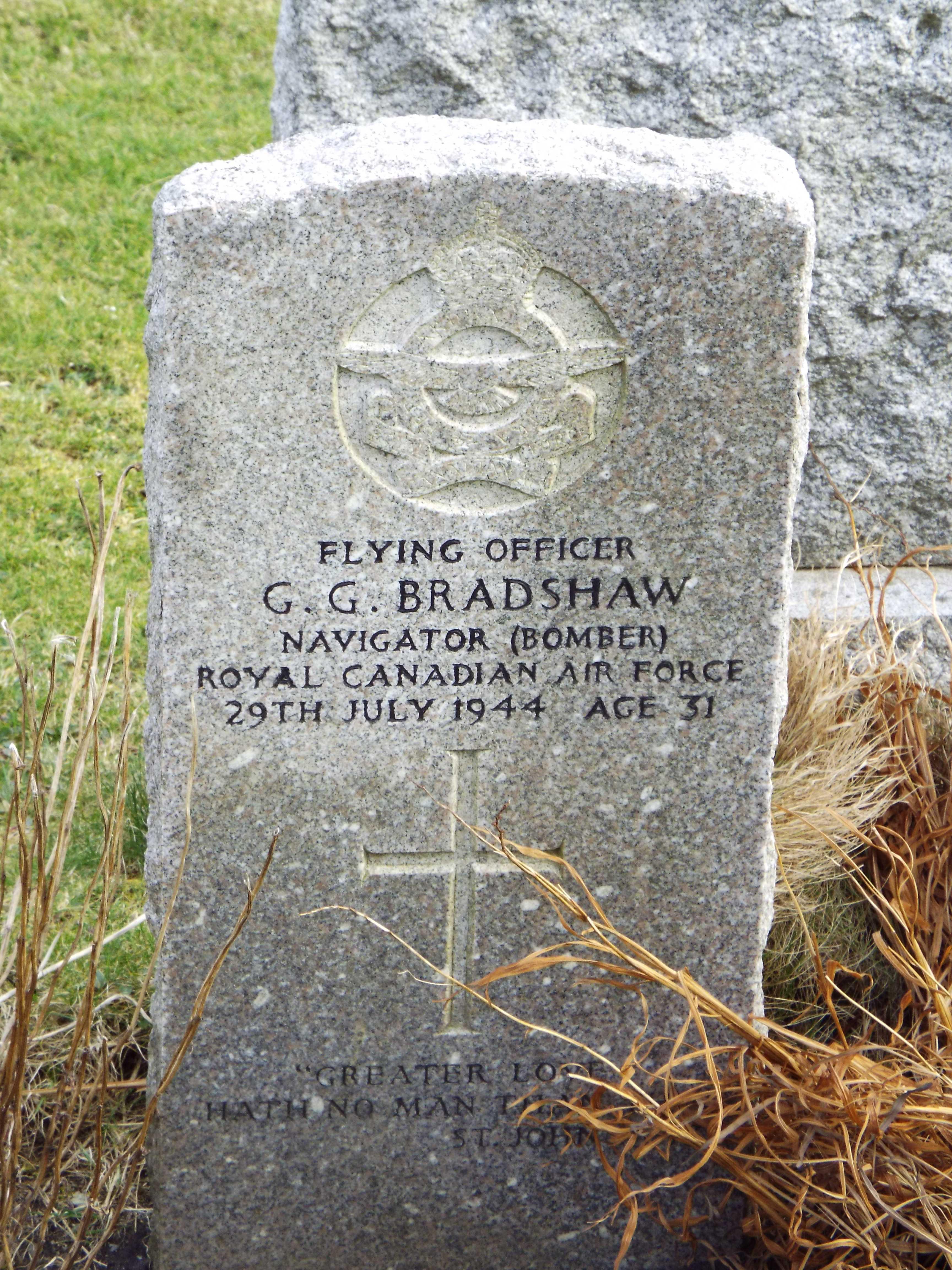 Photo of GEORGE GORDON BRADSHAW