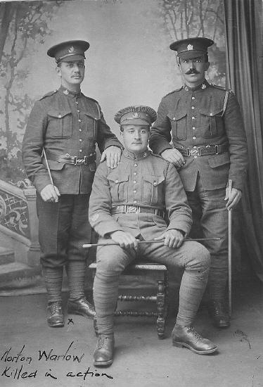 Photo of Frederick Norton Warlow