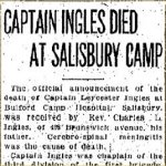 Press Clipping– From the Toronto Star for 2 January 1915, page 3.
