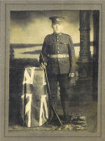 Photo of Lewis Adam Haddlesey– Private Lewis Adam Haddlesey always remembered by the Haddlesey and Rogers families.