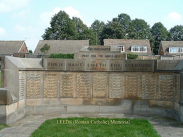 Leeds Roman Catholic Memorial