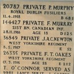 Inscription– Panel 11