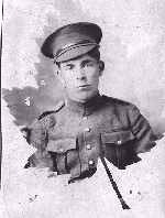 Photo of Percy Edward Gordon– Private Percy Edward Gordon