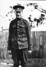 Photo of William John Rodgers– Private William John Rodgers