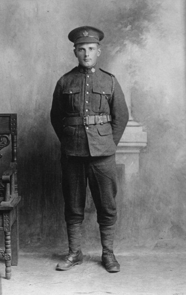 Photo of George W. Code