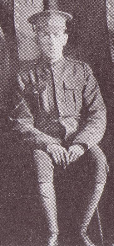 Photo of Herbert Hibbins– Lance Corporal Herbert Hibbins, 700485