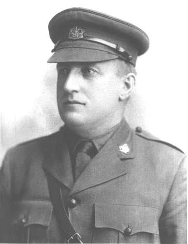 Photo of Captain Endre J. Cleven
